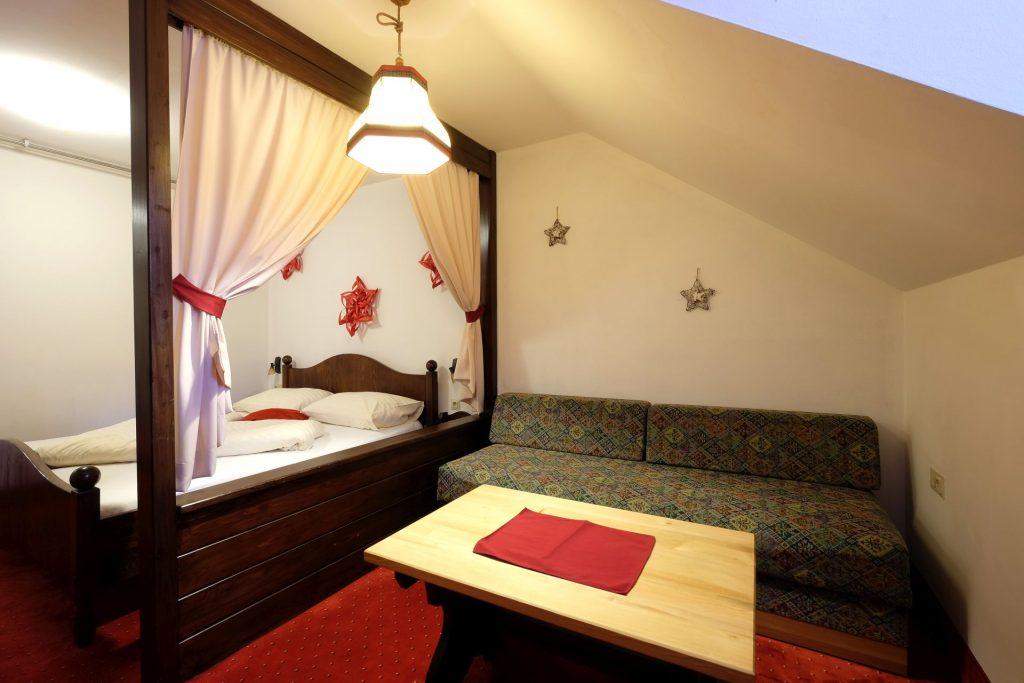 Doppelzimmer Standard Alpenhotel Marcius Nassfeld Sonnleitn