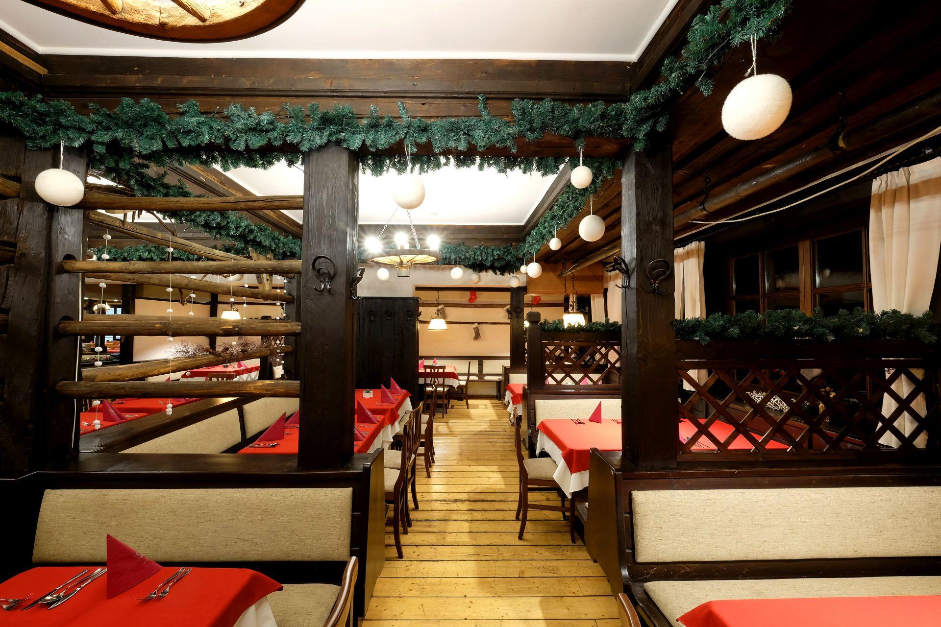 Alpenhotel Marcius Restaurant & Pizzeria
