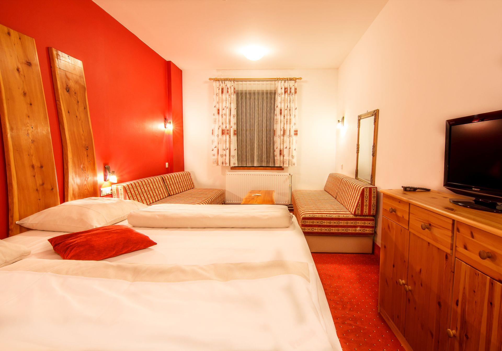 Doppel Zimmer Komfort Alpenhotel Marcius Nassfeld Sonnleitn