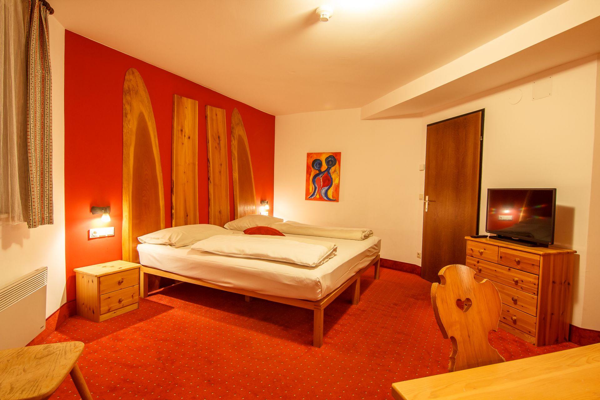 Familien Zimmer Komfort Alpenhotel Marcius Nassfeld