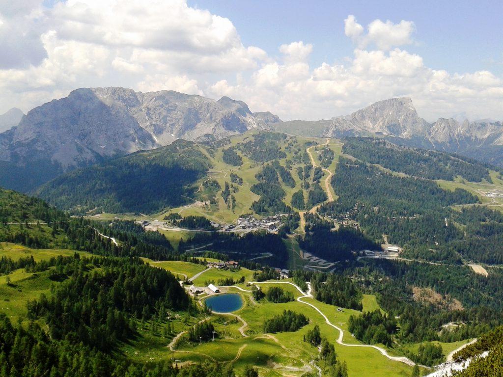 Alpenhotel Marcius Nassfeld Sonnleitn Sommer