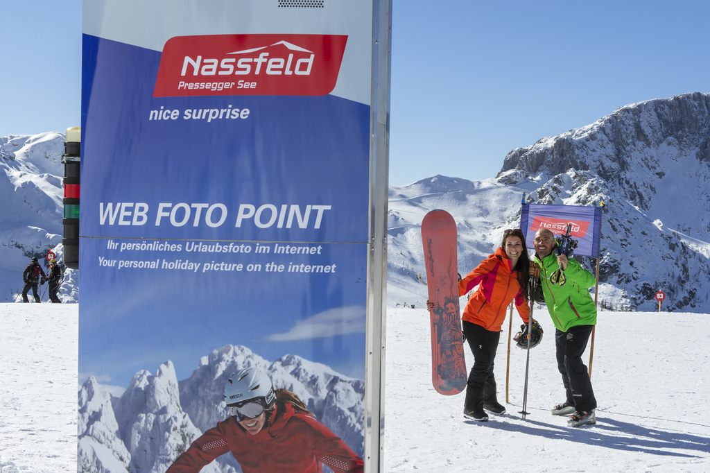 Nassfeld Foto Point
