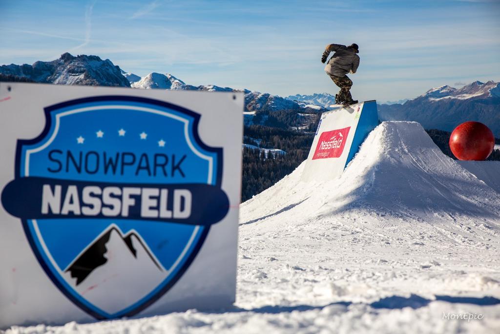 Nassfeld Snow Park